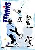 ID 3181311 | Tenis gracze plakat | Stockowa ilustracja wysokiej rozdzielczości | KLIPARTO