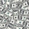 美元无缝背景 | 免版税照片