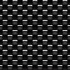 黑碳无缝模式 | 向量插图
