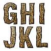 ID 3075504 | Holz-Buchstaben | Illustration mit hoher Auflösung | CLIPARTO