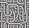 Векторный клипарт: Плавно трубы фоне.