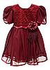 ID 3050772 | Elegantes rotes Kinderkleid | Foto mit hoher Auflösung | CLIPARTO