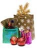 ID 3050807 | 선물과 새해`의 장식 | 높은 해상도 사진 | CLIPARTO