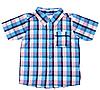 Koszula w kratkę dziecko `s | Stock Foto