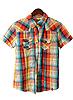 ID 3060336 | Koszulka dziecka w kratkę | Foto stockowe wysokiej rozdzielczości | KLIPARTO