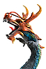 ID 3060386 | Деревянный дракон | Фото большого размера | CLIPARTO