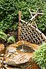 Фото 300 DPI: Бамбуковый забор и труба