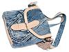 Женская джинсовая сумка; фотограф Руслан Кудрин; дата съёмки 8 июня 2010 г.; фото 1838210.  Эту и другие фотографии...