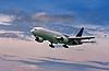 ID 3337299 | Passagierflugzeug kommt zur Landung auf blauem Himmel | Foto mit hoher Auflösung | CLIPARTO