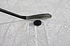 ID 3049853 | Hockeyschläger und Puck | Foto mit hoher Auflösung | CLIPARTO