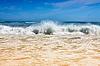 ID 3051295 | Wellen am Strand | Foto mit hoher Auflösung | CLIPARTO