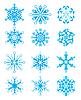 ID 3052120 | Płatki śniegu | Klipart wektorowy | KLIPARTO