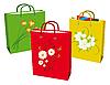 Taschen zum Einkaufen