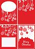 ID 3079525 | Weihnachts-Hintergründe | Stock Vektorgrafik | CLIPARTO