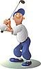 Golf | Stock Vektrografik