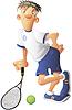 Tennis | Stock Vektrografik