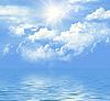 ID 3052777 | Morze i niebo | Foto stockowe wysokiej rozdzielczości | KLIPARTO