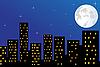 ID 3053479 | Stadt in der Nacht | Foto mit hoher Auflösung | CLIPARTO