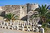 ID 3110230 | Griechenland. Kos. Schloss des Ordens von St. Johannes | Foto mit hoher Auflösung | CLIPARTO
