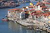 ID 3111927 | Portugal. Porto. Blick auf den Damm des Flusses Douro | Foto mit hoher Auflösung | CLIPARTO