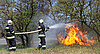 Feuerwehrmänner | Stock Foto