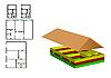 Schema eines Hauses