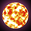ID 3064074 | Glühende Sonne | Illustration mit hoher Auflösung | CLIPARTO