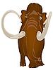 ID 3077698 | Mammut | Stock Vektorgrafik | CLIPARTO