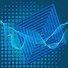 ID 3058893 | Abstrakter blauer Hintergrund | Stock Vektorgrafik | CLIPARTO