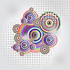 abstrakte Kreise