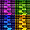 abstrakter Neon-Hintergrund