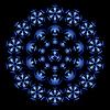 ID 3079436 | Niebieski okrąg ornament | Klipart wektorowy | KLIPARTO