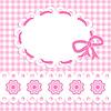 ID 3081860 | Karta dziewczynka | Klipart wektorowy | KLIPARTO