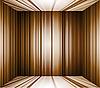 Leerer brauner Innenraum-Hintergrund