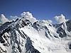ID 3062766 | Berge unter dem blauen Himmel mit Wolken | Foto mit hoher Auflösung | CLIPARTO