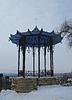 Китайская беседка. Северный Кавказ ориентиры. Зимний Пятигорск | Фото