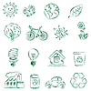 Ökologie-Icons