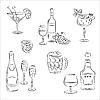 Alkohol-Getränke