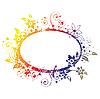 ID 3065029 | Floral frame | Klipart wektorowy | KLIPARTO