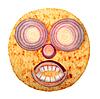 ID 3071741 | Smiley-Gesicht aus roten Zwiebeln | Foto mit hoher Auflösung | CLIPARTO