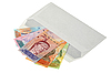 ID 3060729 | Банкноты Венесуэлы в конверте | Фото большого размера | CLIPARTO