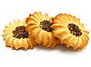 饼干与果酱 | 免版税照片