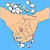 Vektor Cliparts: Hand und Geld