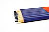 Blaue Bleistifte | Stock Foto