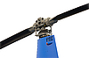 ID 3174869 | Klinge und blaue Hubschrauber Getriebe | Foto mit hoher Auflösung | CLIPARTO
