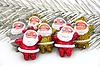 ID 3174928 | Niektóre lalki Świętego Mikołaja są razem | Foto stockowe wysokiej rozdzielczości | KLIPARTO