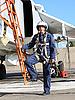 ID 3181169 | Das Militär Pilot in der Ebene | Foto mit hoher Auflösung | CLIPARTO