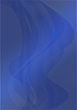 Einfacher abstrakter blauer Hintergrund | Stock Illustration