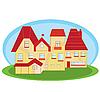 작은 집 | Stock Vector Graphics