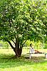 ID 3079250 | Junge Schöne im Park | Foto mit hoher Auflösung | CLIPARTO